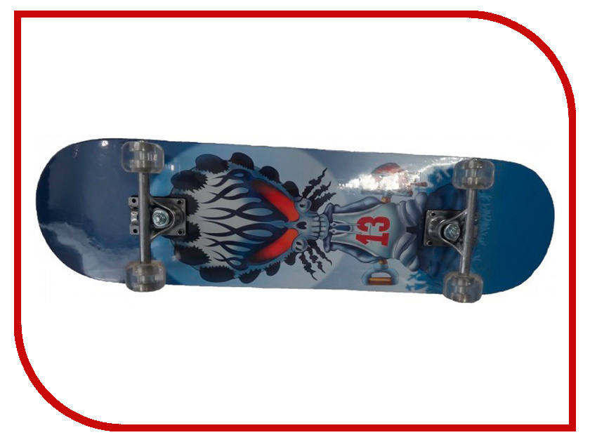 Скейт Senhai SHN-85 ABEC-5 коньки onlitop abec 5 31 34 brown 869407