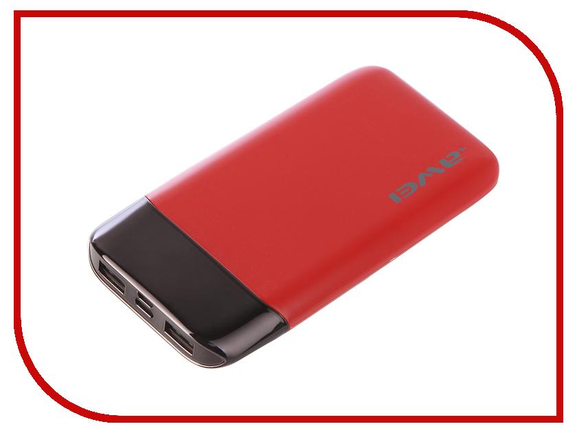 Аккумулятор Awei P52K Red гарнитура awei q5i red