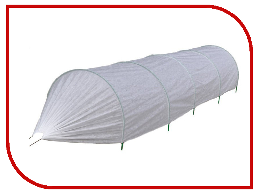 Купить Парник в сборе 4m (5 пластиковых дуг) 66-3-004, Без производителя