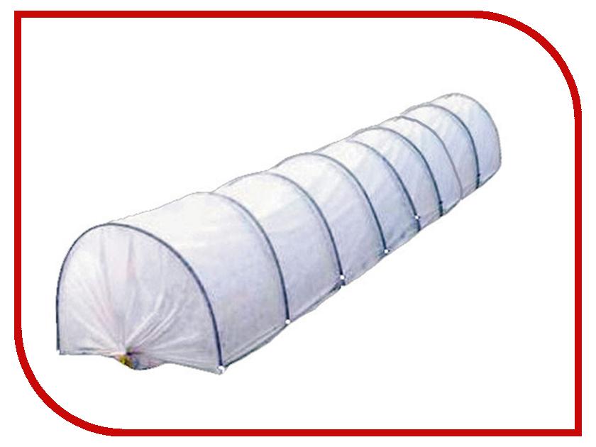 Парник в сборе 8m (9 пластиковых дуг) 66-3-008 парник бабочка в новосибирске