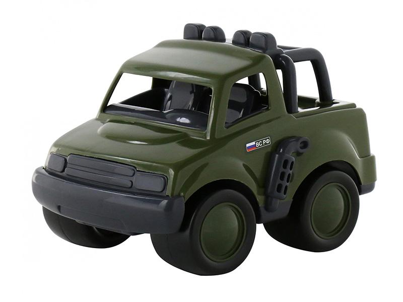 Игрушка Полесье Джип 48707 цена