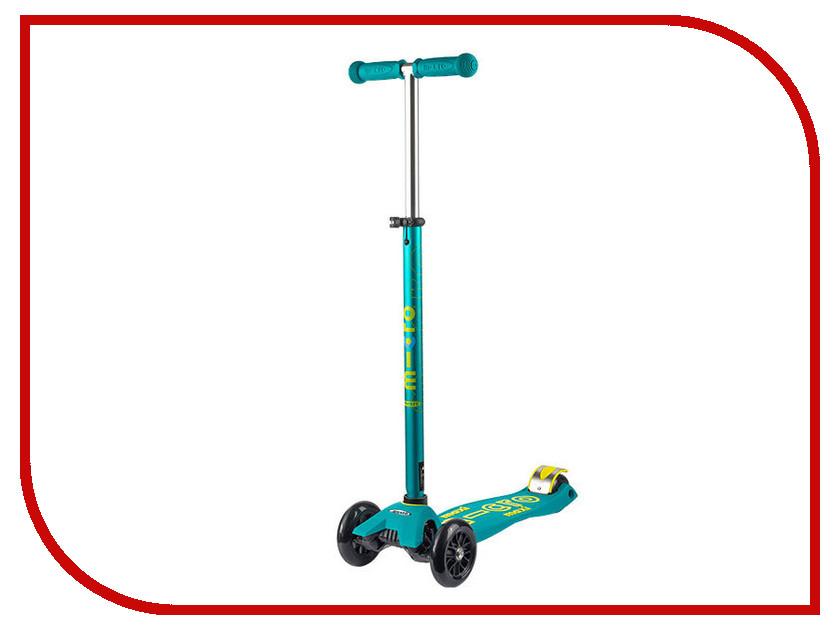 Самокат Micro Maxi Micro Deluxe Turquoise MMD045