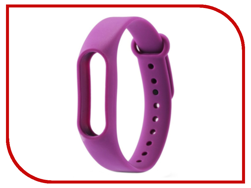Aксессуар Ремешок Activ for Xiaomi Mi Band Silicone Purple 83771 aксессуар ремешок activ for xiaomi mi band silicone sky blue 83777