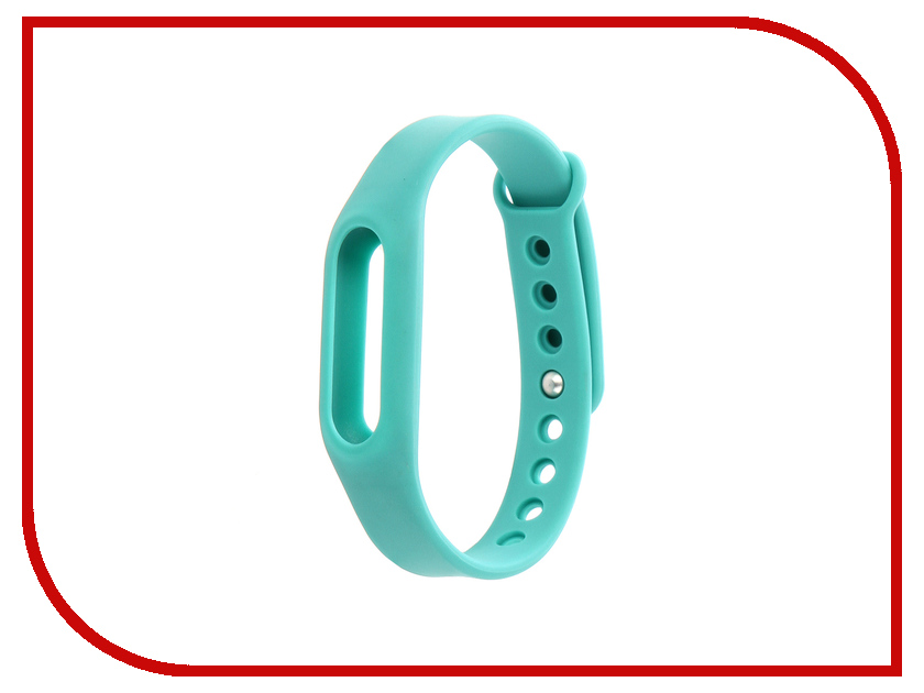 Aксессуар Ремешок Activ for Xiaomi Mi Band Silicone Mint 83772 aксессуар ремешок activ for xiaomi mi band silicone sky blue 83777
