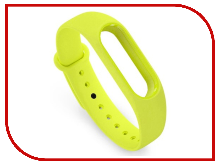 Aксессуар Ремешок Activ for Xiaomi Mi Band Silicone Green 83778 aксессуар ремешок activ for xiaomi mi band silicone sky blue 83777