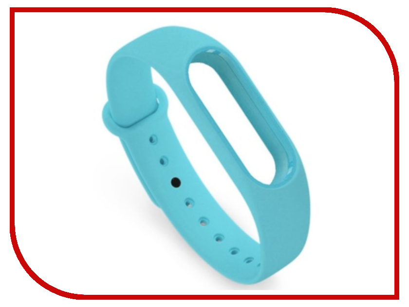 Aксессуар Ремешок Activ for Xiaomi Mi Band Silicone Blue 83776 aксессуар ремешок activ for xiaomi mi band silicone sky blue 83777