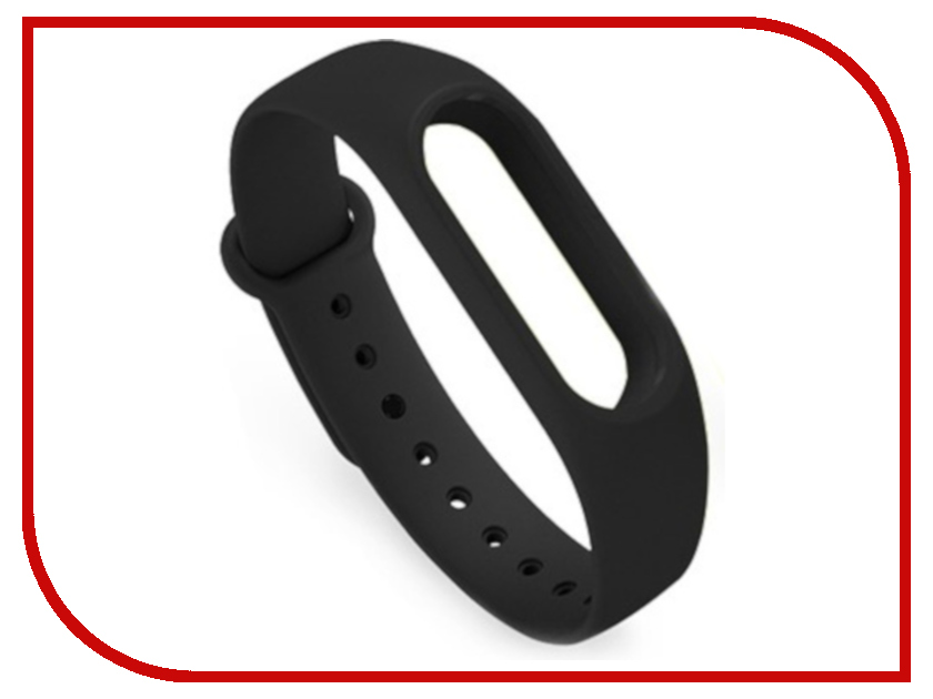 Aксессуар Ремешок Activ for Xiaomi Mi Band Silicone Black 83770 aксессуар ремешок activ for xiaomi mi band silicone sky blue 83777