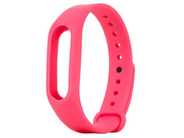 Aксессуар Ремешок Activ for Xiaomi Mi Band 2 Silicone Pink 83791 стоимость