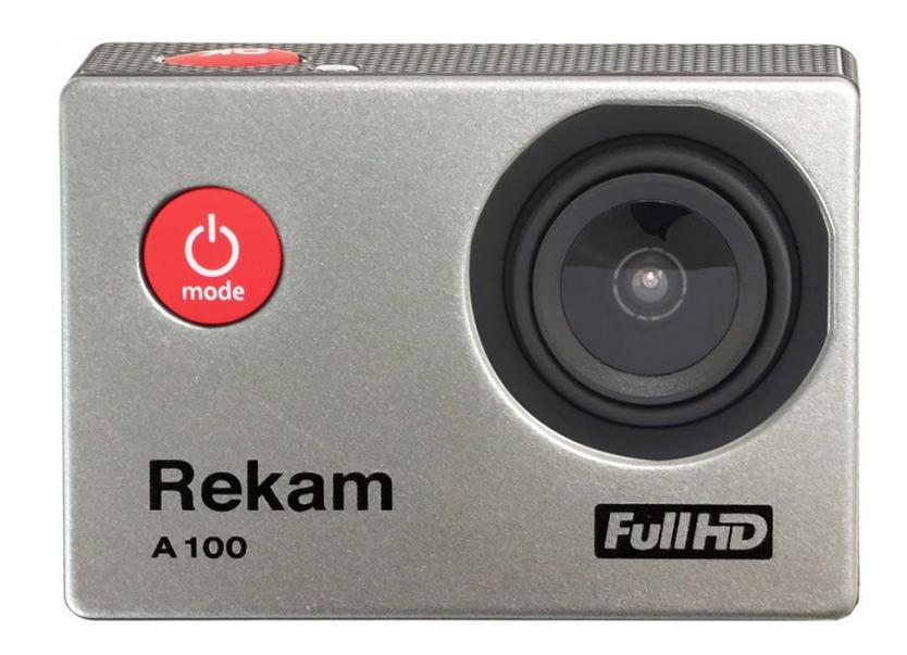 Экшн-камера Rekam A100