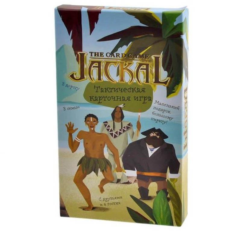 Фото - Настольная игра Magellan Jackal Card Game MAG067403 настольная игра luidgi game румми тон 5264