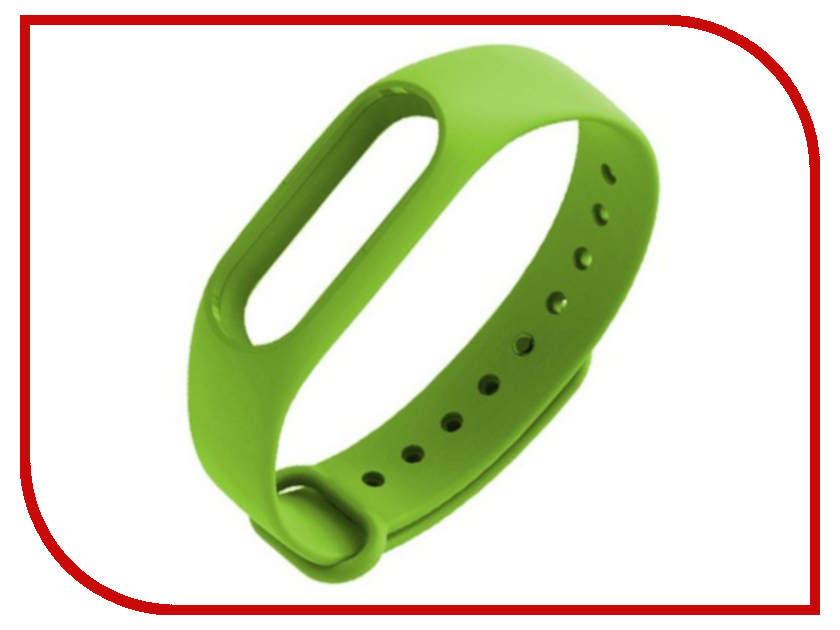 Aксессуар Ремешок Activ for Xiaomi Mi Band 2 Silicone Green 83794 aксессуар ремешок activ for xiaomi mi band 2 sport n silicone grey green 83782