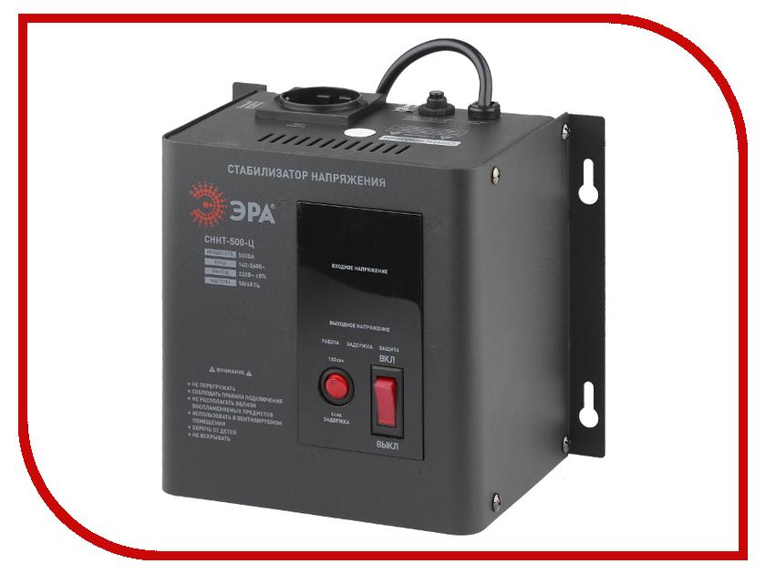 Стабилизатор ЭРА СННТ-500-Ц free shipping 100% test original for hp5100 lbp1810 power supply board 220v rh3 2249 000 rh3 2249 on sale