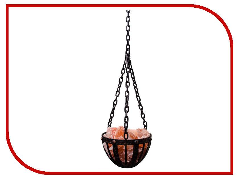 Солевая лампа Подвес с Гималайской розовой солью Теза ПС701101-0001