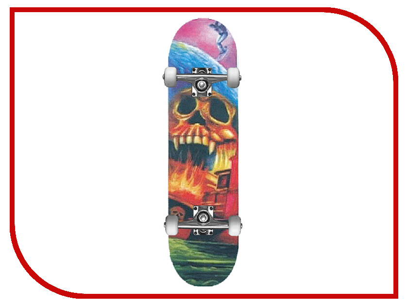 Скейт MaxCity Cry цена