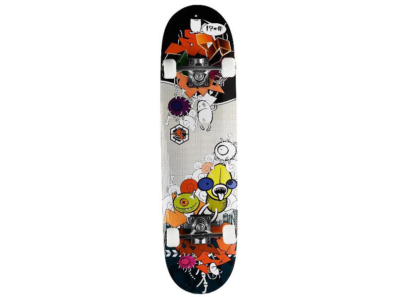 Скейт MaxCity Crank