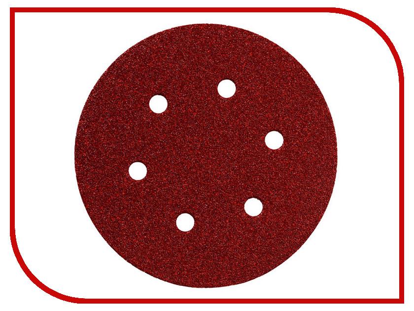 Шлифовальный круг Metabo 150mm P40 5шт 624001000