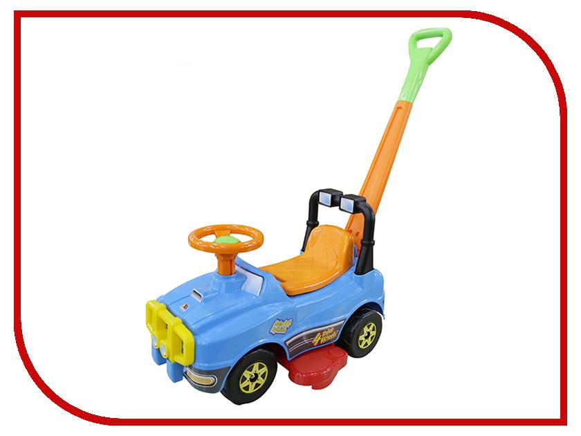 Каталка Полесье Джип Light Blue 62901 игрушка good dinosaur 62901
