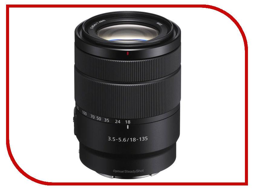 Объектив Sony E 18-135mm F3.5-5.6 OSS (SEL18135) rotary encoder oss 02 2mc