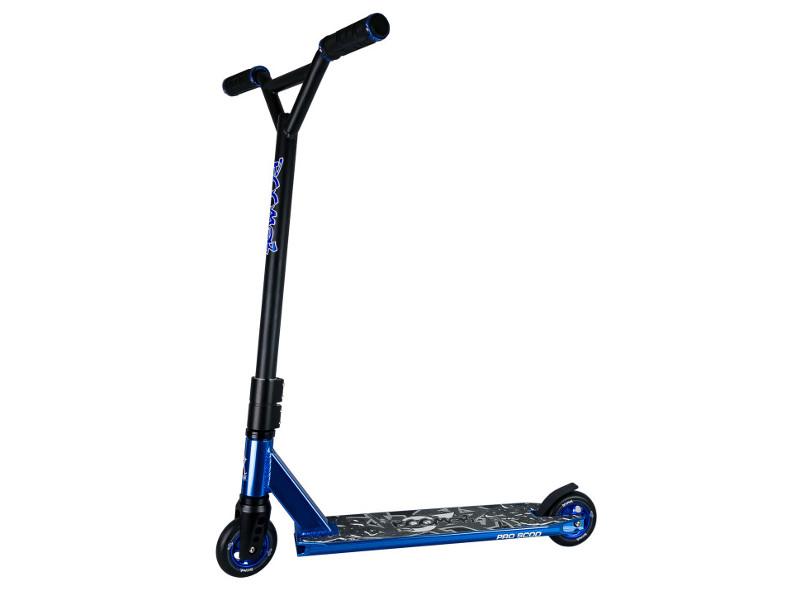 Самокат HELLO WOOD Boomer GL Blue цена