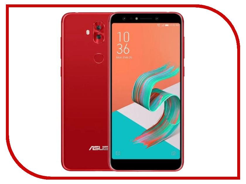 Сотовый телефон ASUS ZenFone 5 Lite ZC600KL 4/64GB Red umidigis2 lite 4g phablet
