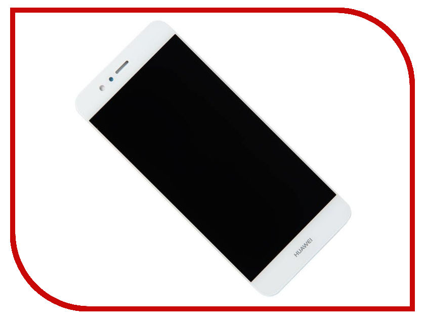 Дисплей Zip для Huawei Nova 2 Plus White аксессуар чехол huawei nova zibelino classico black zcl hua nov blk