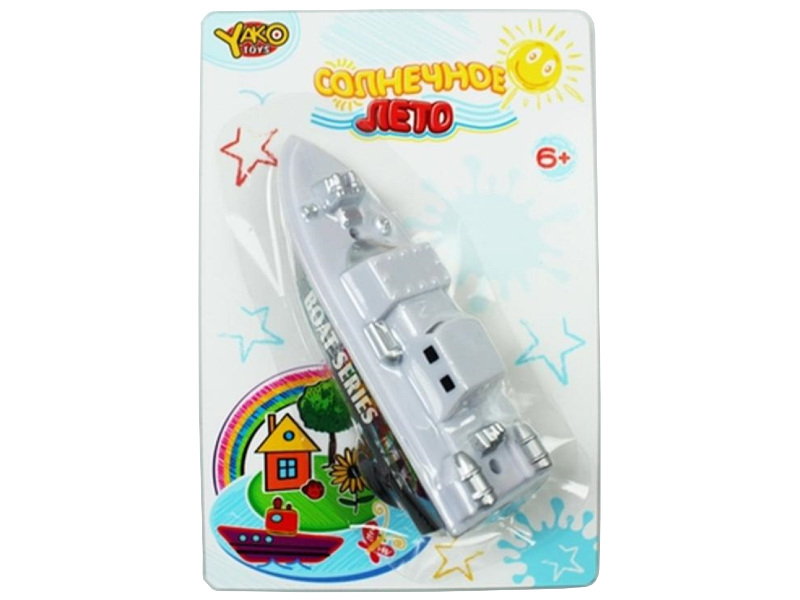 Игрушка Veld-Co Катер 57260 игрушка veld co катер 57254