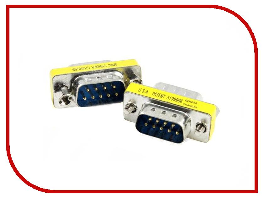 Аксессуар Greenconnect COM RS-232 DB9M / DB9M GCR-CV204