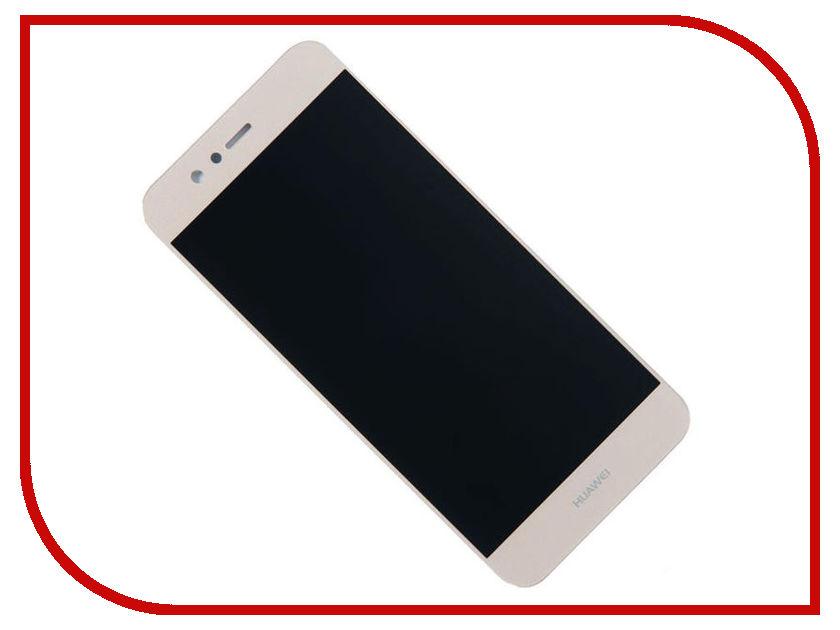 Дисплей Zip для Huawei Nova 2 Gold аксессуар чехол huawei nova zibelino classico black zcl hua nov blk
