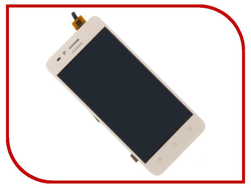 Дисплей Zip для Huawei Y3 II 4G Gold смартфон huawei y3 ii 3g 8gb black
