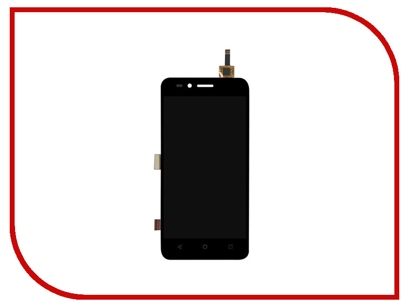 Дисплей Zip для Huawei Y3 II 4G Black сефер мишне берура часть ii истолкованное учение