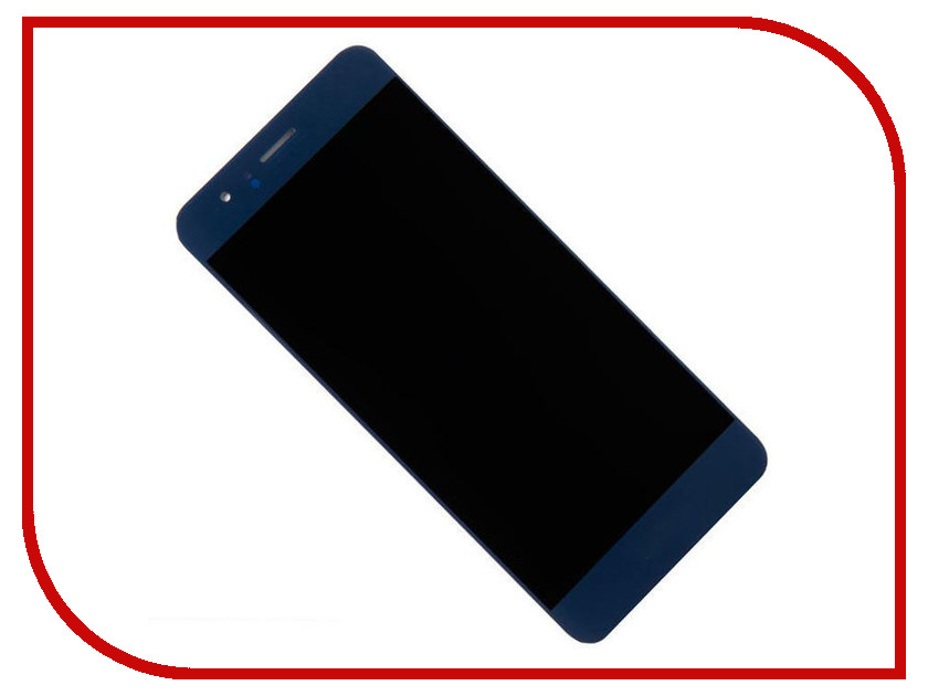 Дисплей Zip для Huawei Honor 8 Blue