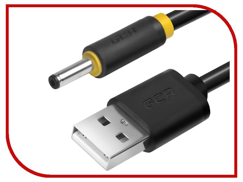 Аксессуар Greenconnect USB AM - DC Jack 3.5mm GCR-UDC / GCR-50644