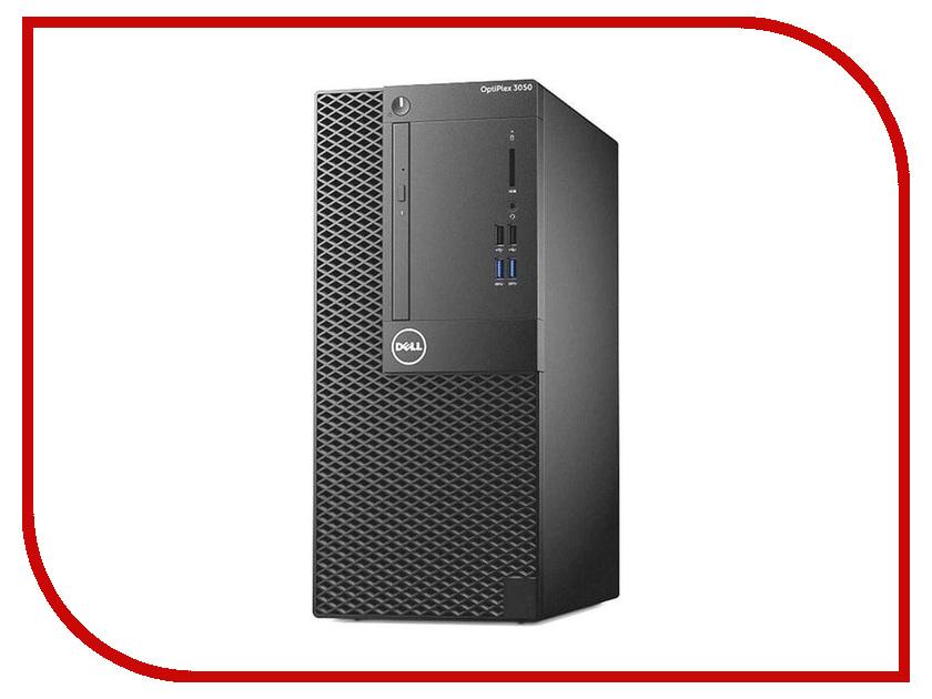 Настольный компьютер Dell OptiPlex 3050 MT Black 3050-0337 (Intel Core i3-6100 3.7 GHz/4096Mb/500Gb/DVD-RW/Intel HD Graphics/LAN/Linux) настольный компьютер dell optiplex 3050 mt 3050 0351 intel core i3 7100 3 9 ghz 4096mb 500gb dvd rw intel hd graphics lan windows 10 64 bit