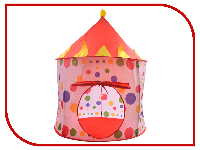 Игрушка Палатка Veld-Co Игровой домик 50428 veld co игровой набор с куклой детская поликлиника 47892