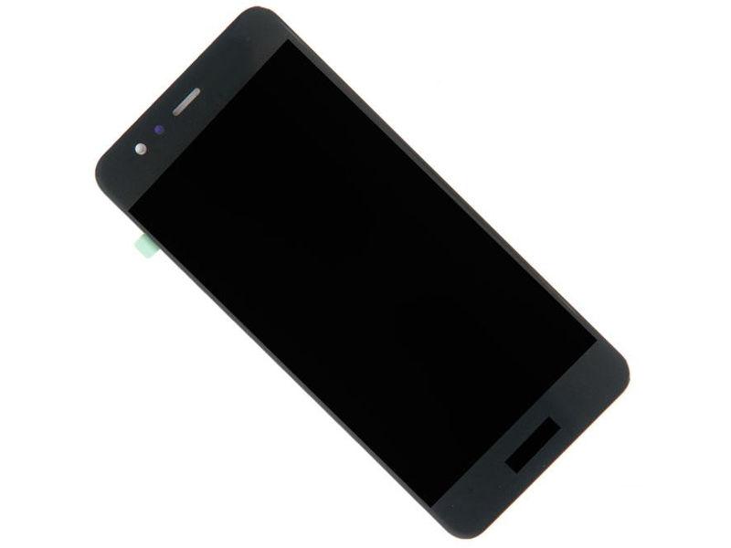 Дисплей RocknParts Zip для Huawei P10 Lite Black дисплей rocknparts для huawei honor 9 lite blue 611078
