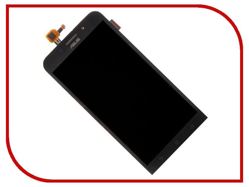 Дисплей RocknParts Zip для ASUS ZenFone Max ZC550KL Black защитная плёнка для asus zenfone 3 ze520kl front