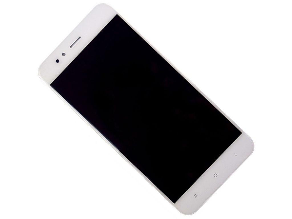 Дисплей RocknParts Zip для Xiaomi Mi 5X / A1 White цена