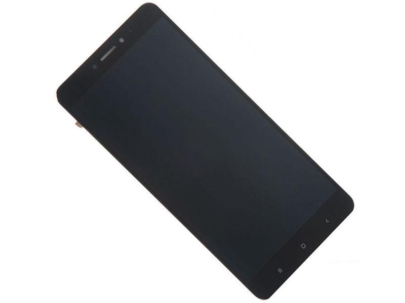 Дисплей RocknParts Zip для Xiaomi Mi Max 2 Black