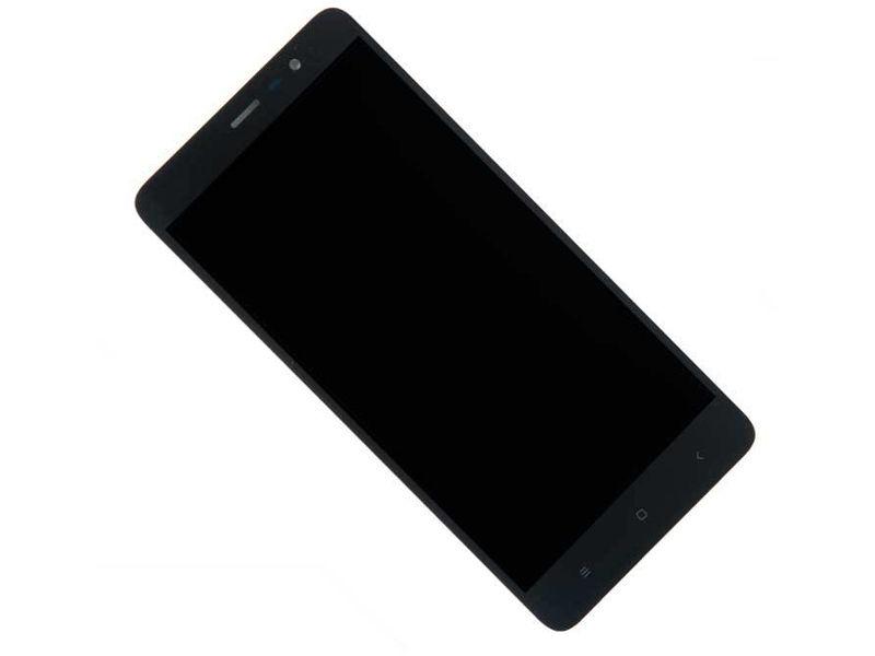 Дисплей RocknParts Zip для Xiaomi Redmi Note 3 Pro Special Edition Black
