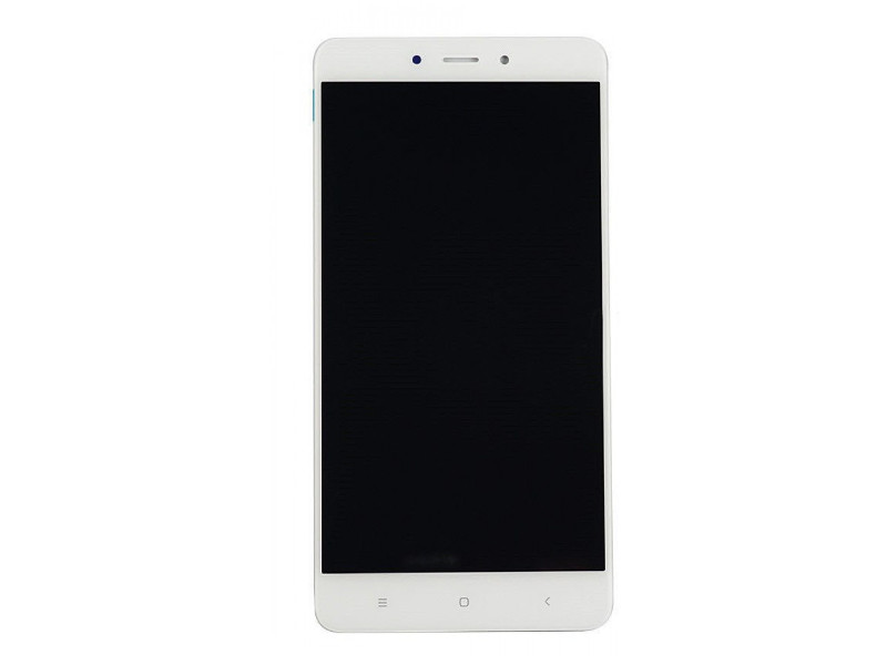 Фото - Дисплей RocknParts Zip для Xiaomi Redmi Note 4X White дисплей monitor для xiaomi redmi note 5a black 4038