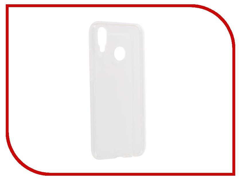 Аксессуар Чехол для Huawei P20 Lite iBox Crystal Silicone Transparent стоимость