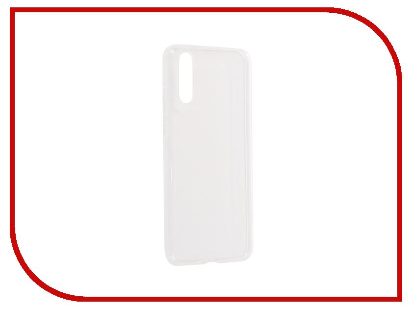 Аксессуар Чехол для Huawei P20 iBox Crystal Silicone Transparent аксессуар чехол для samsung galaxy a6 plus ibox crystal silicone transparent