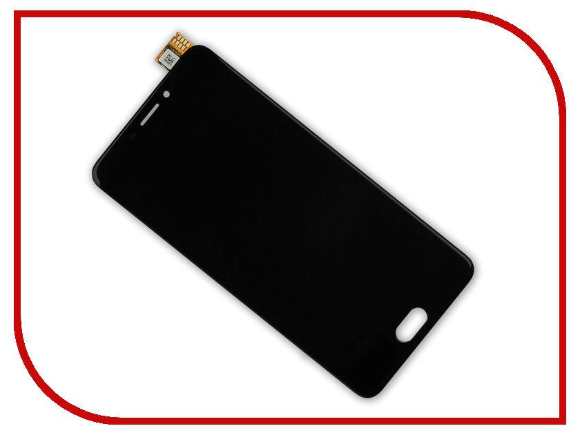 Дисплей RocknParts Zip для Meizu M6 Black насадка на глушитель m6