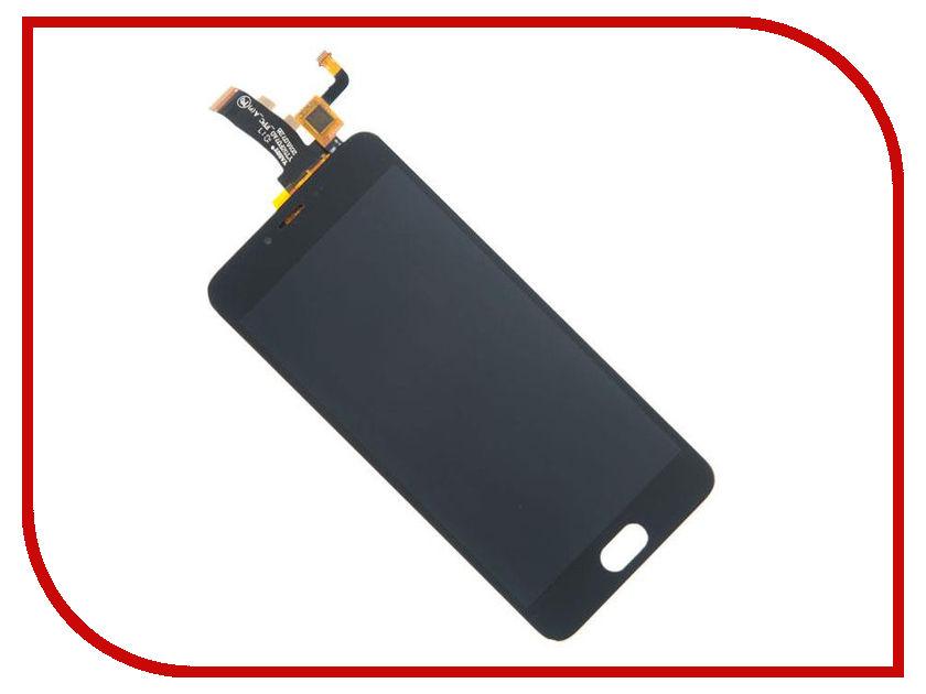 Дисплей Zip для Meizu M5 Mini Black
