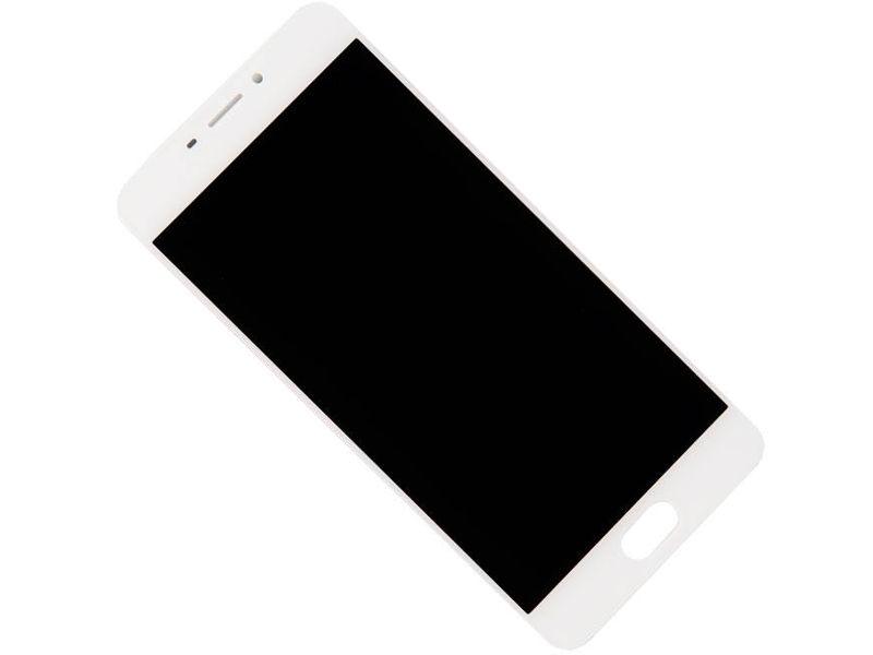 Дисплей RocknParts Zip для Meizu M5 Note White