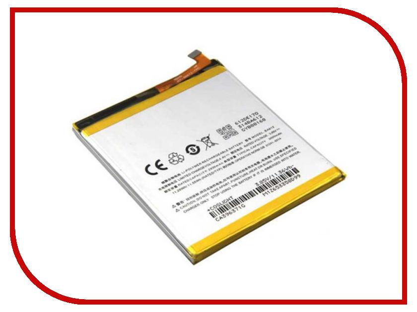 Аккумулятор Zip для Meizu M5S