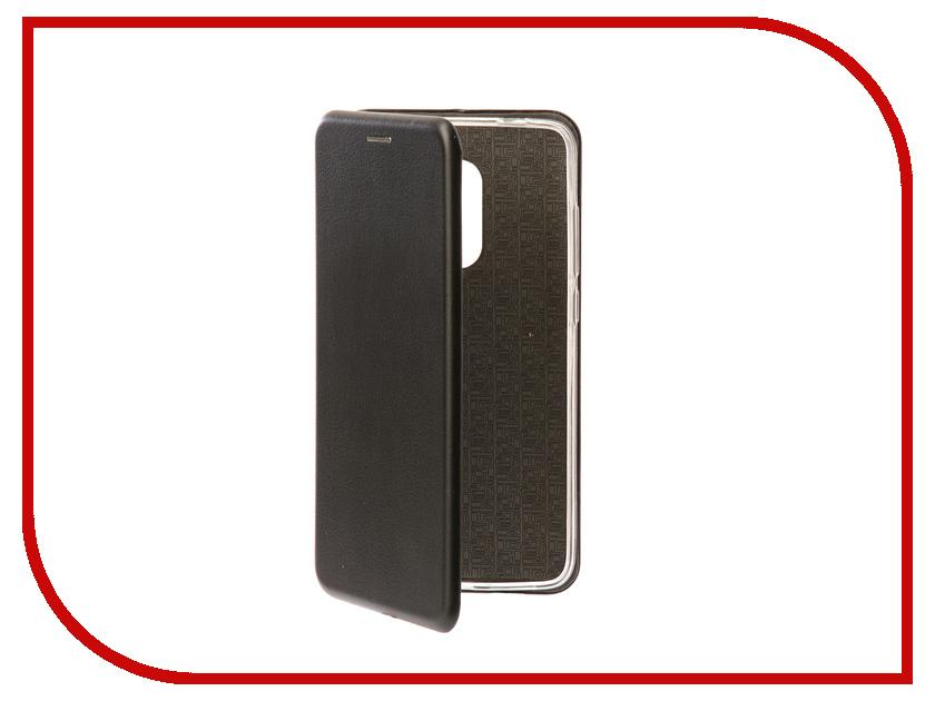 Аксессуар Чехол-книга Xiaomi Redmi Note 4X Innovation Book Silicone Black 11371