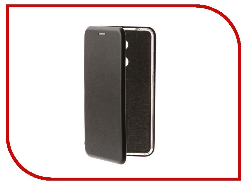 Аксессуар Чехол-книга Xiaomi Redmi 5 Innovation Book Silicone Black 11449 аксессуар чехол xiaomi redmi 4 onext silicone transparent 70500