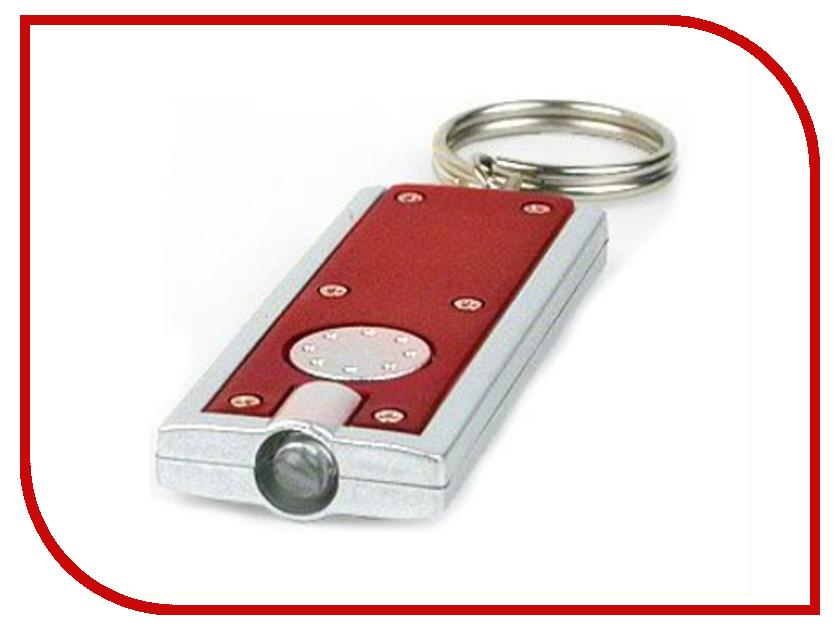 Фонарь Эра B23 - фонарик-брелок фонарь брелок светодиодный эра цвет красный