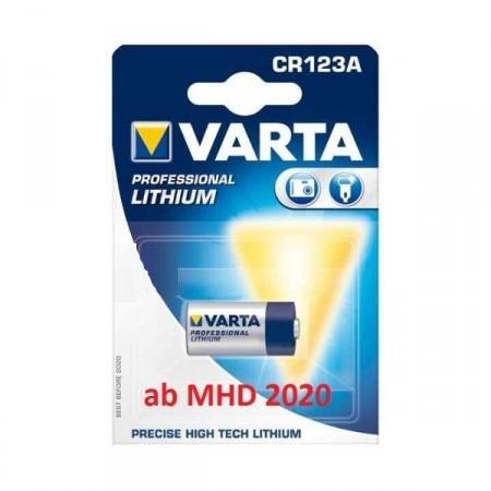 Батарейка CR123A Varta Professional Lithium 6205 (1 штука)
